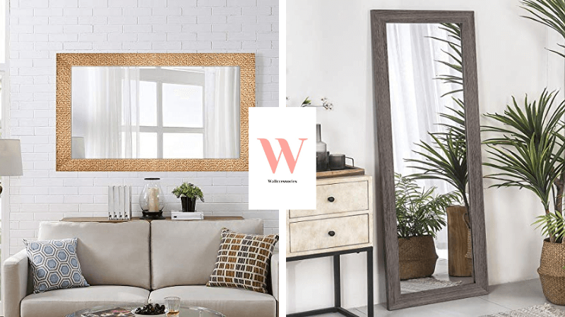 best large wall mirrors featured image