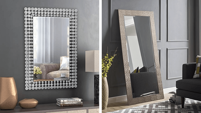 mosaic wall mirrors featured image