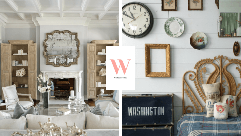 best vintage wall mirrors featured image