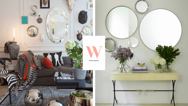 best wall mirror sets featured image