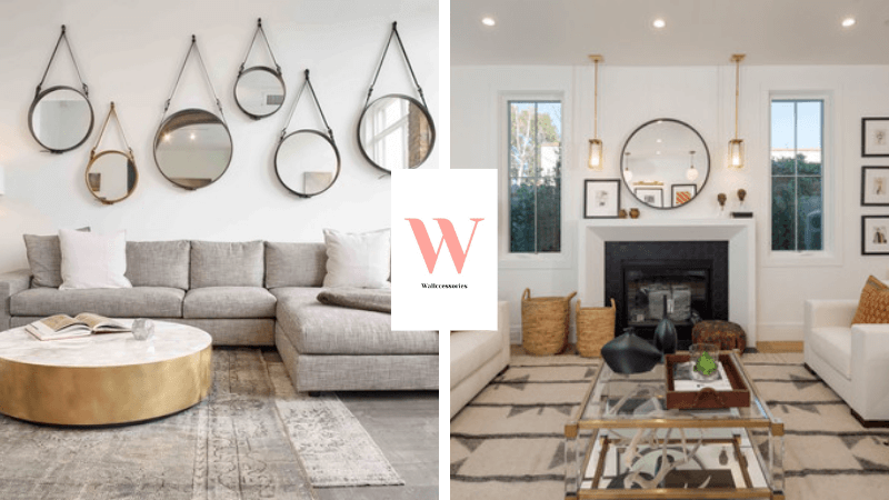 how to pick the right wall mirror featured image