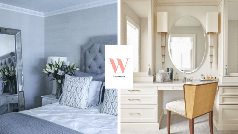 best beveled wall mirrors featured image