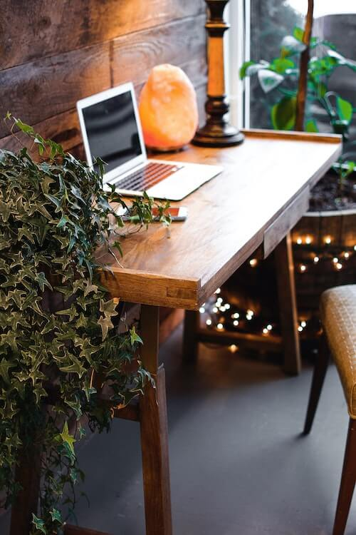 salt lamps for your office or study room