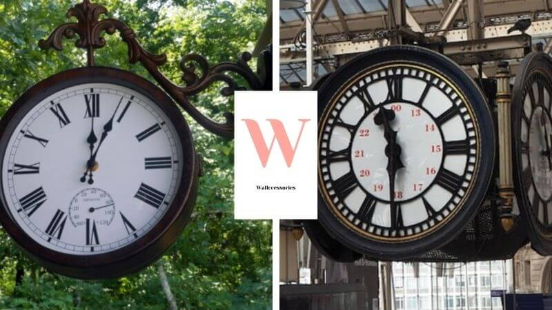 best train station wall clocks featured image