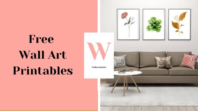 free wall art printables featured image