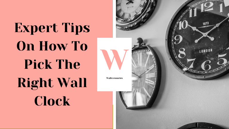 how to choose a wall clock featured image