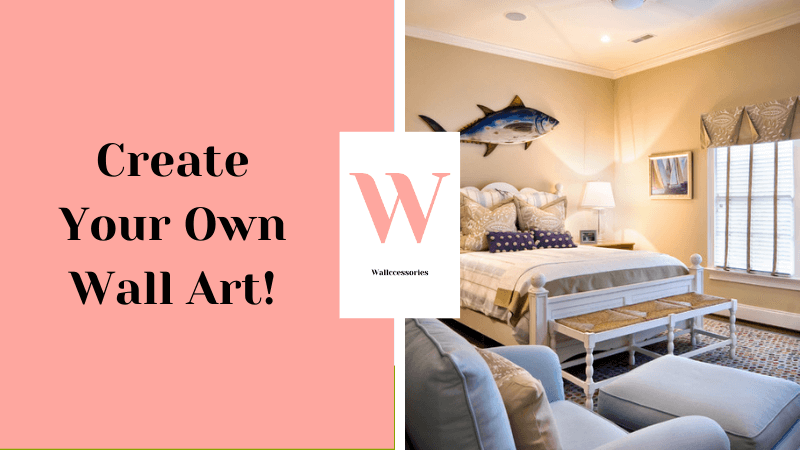 create your own wall art featured image