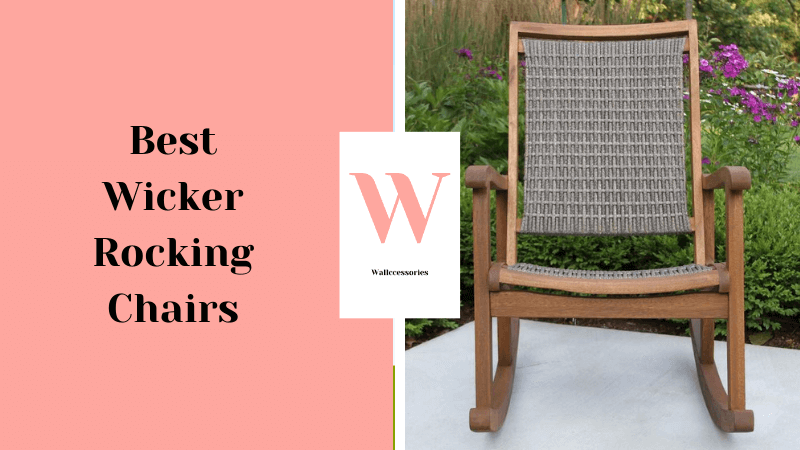 best wicker rocking chairs featured image